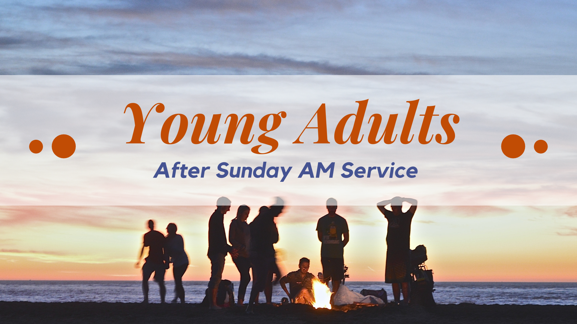 Young Adults Slide (Updated)